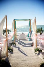 all inclusive beach wedding