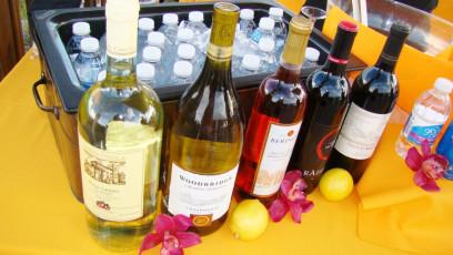 beach wine bar