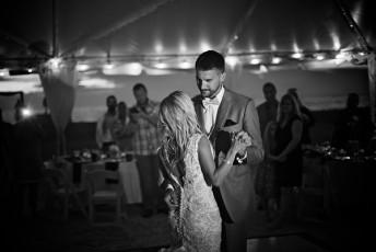 jessica dustin first dance