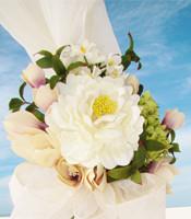 magnolia graden tieback