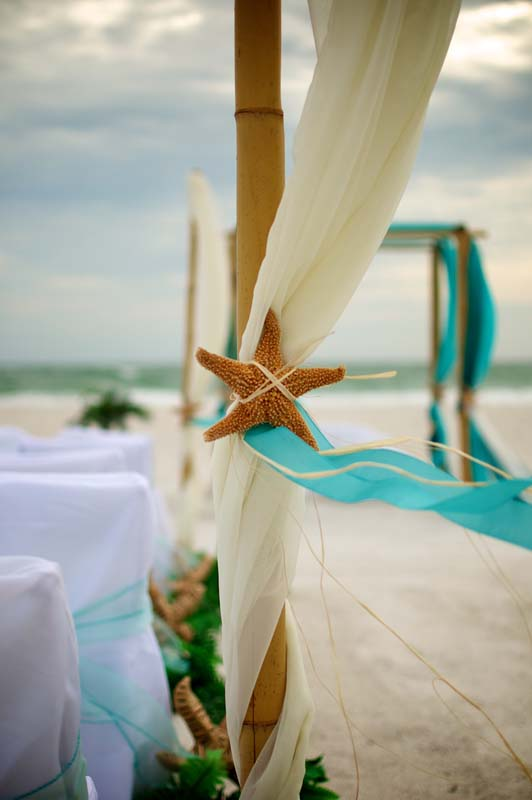6 trop sea aisle - beach wedding sarasota