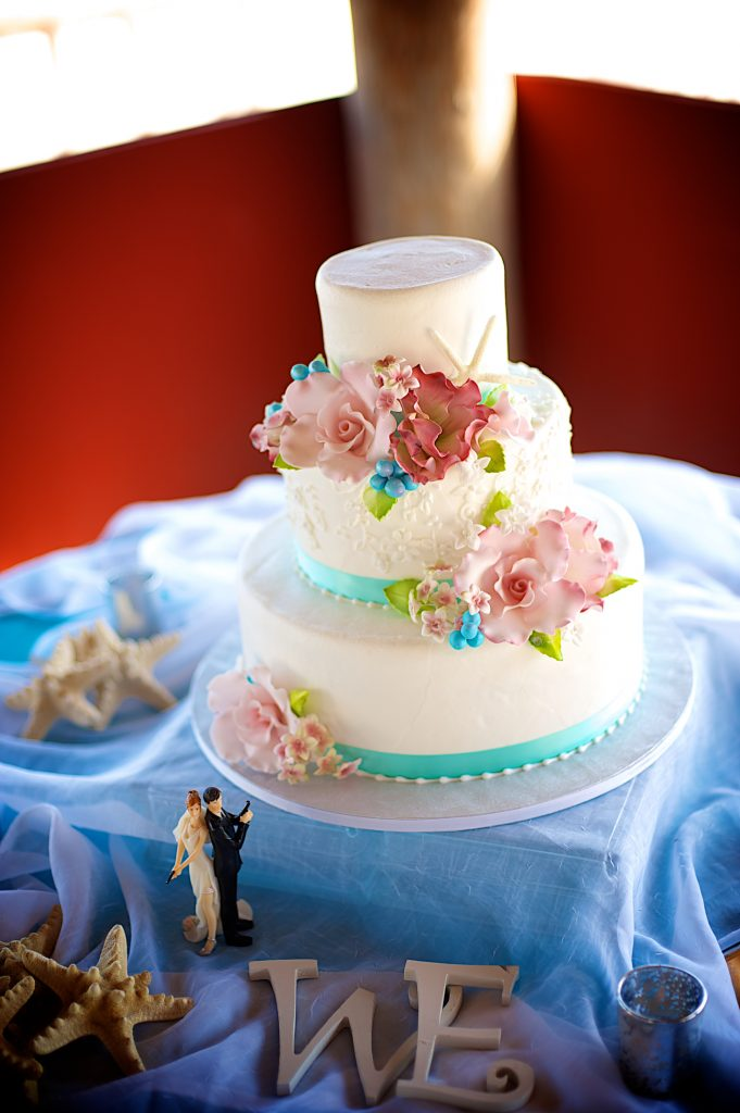 beach wedding cakes wedding cakes 11179