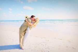Siesta key wedding