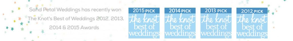 Florida Beach Wedding Awards