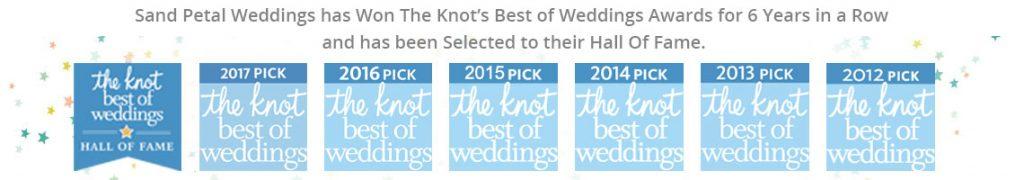 Award-Winning Florida Destination Beach Wedding Planner