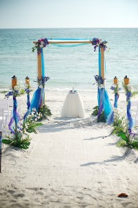 beach bbq wedding 7