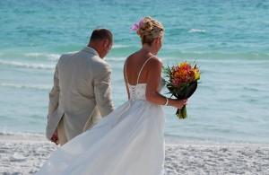 South Florida beach weddings
