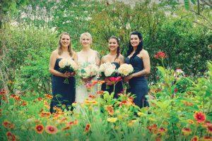 sarasota garden wedding