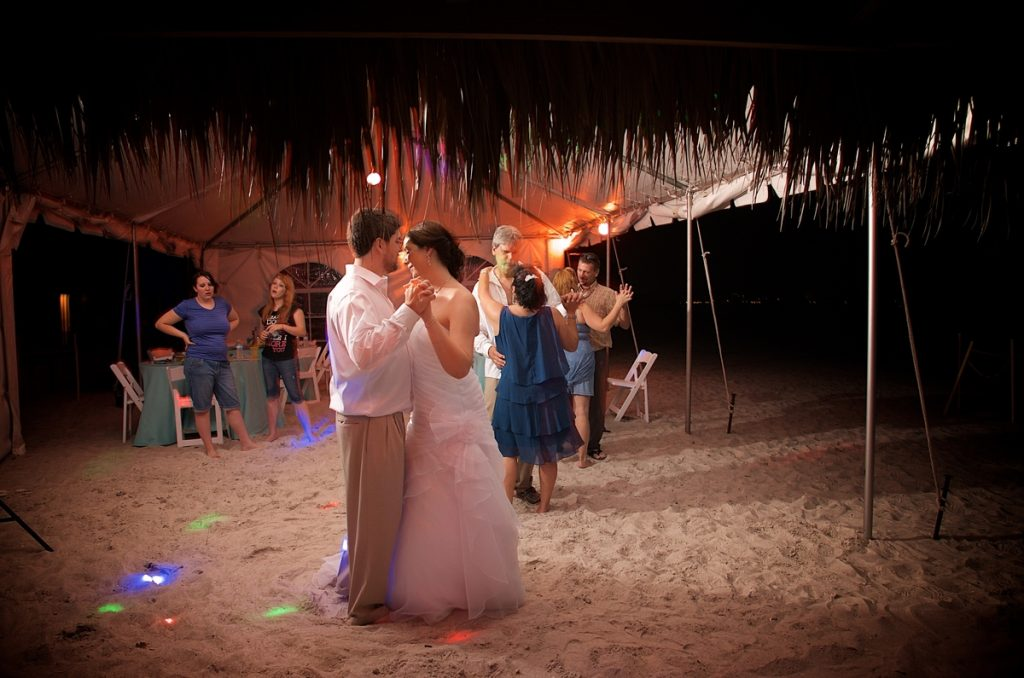 Sand Castle Ceremony & Reception