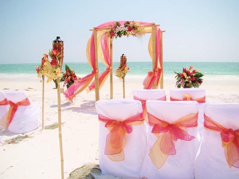 tropical garden collection sand petal weddings
