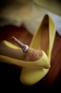 yellow beach wedding 6